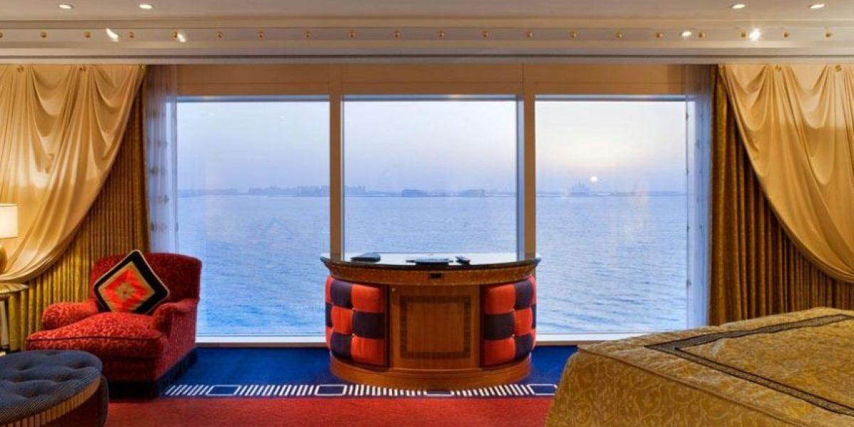 FOTOS: Así lucen los 10 hoteles de lujo más caros del mundo