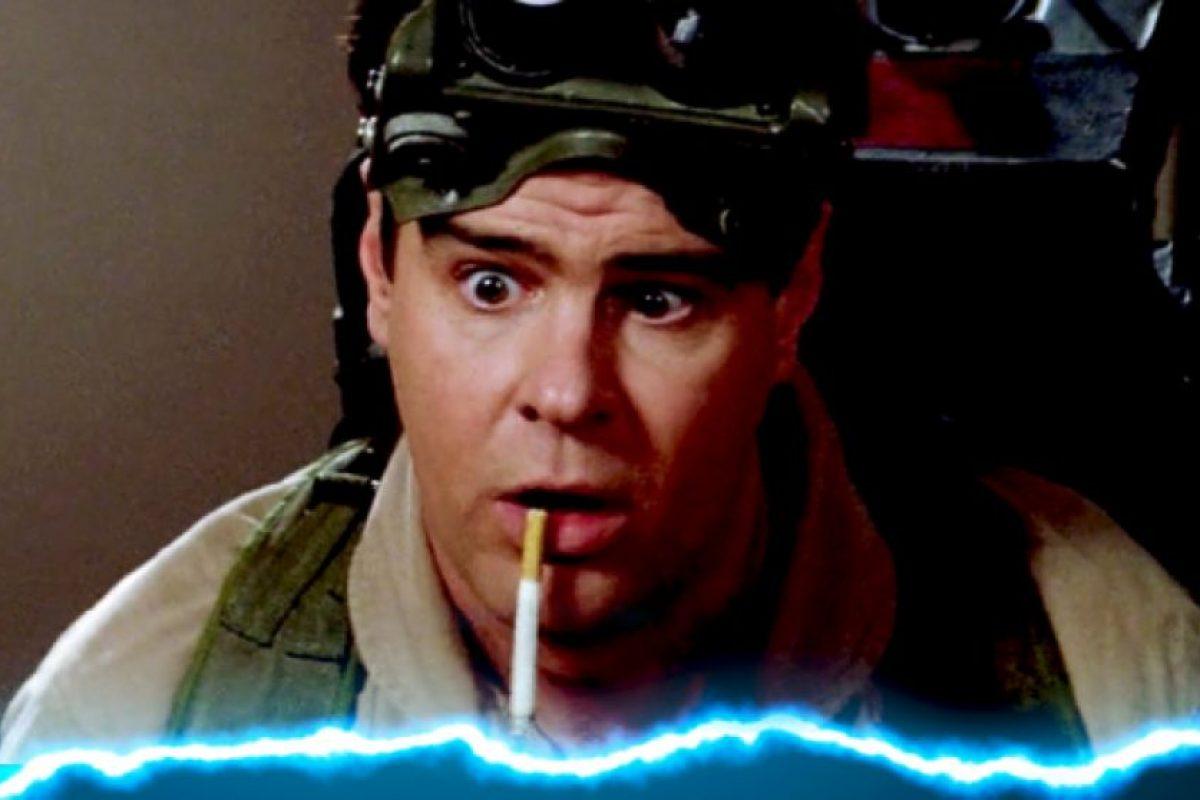 Dan Aykroyd interpretó a Ray Stantz Foto:Facebook/Ghostbusters. Imagen Por: