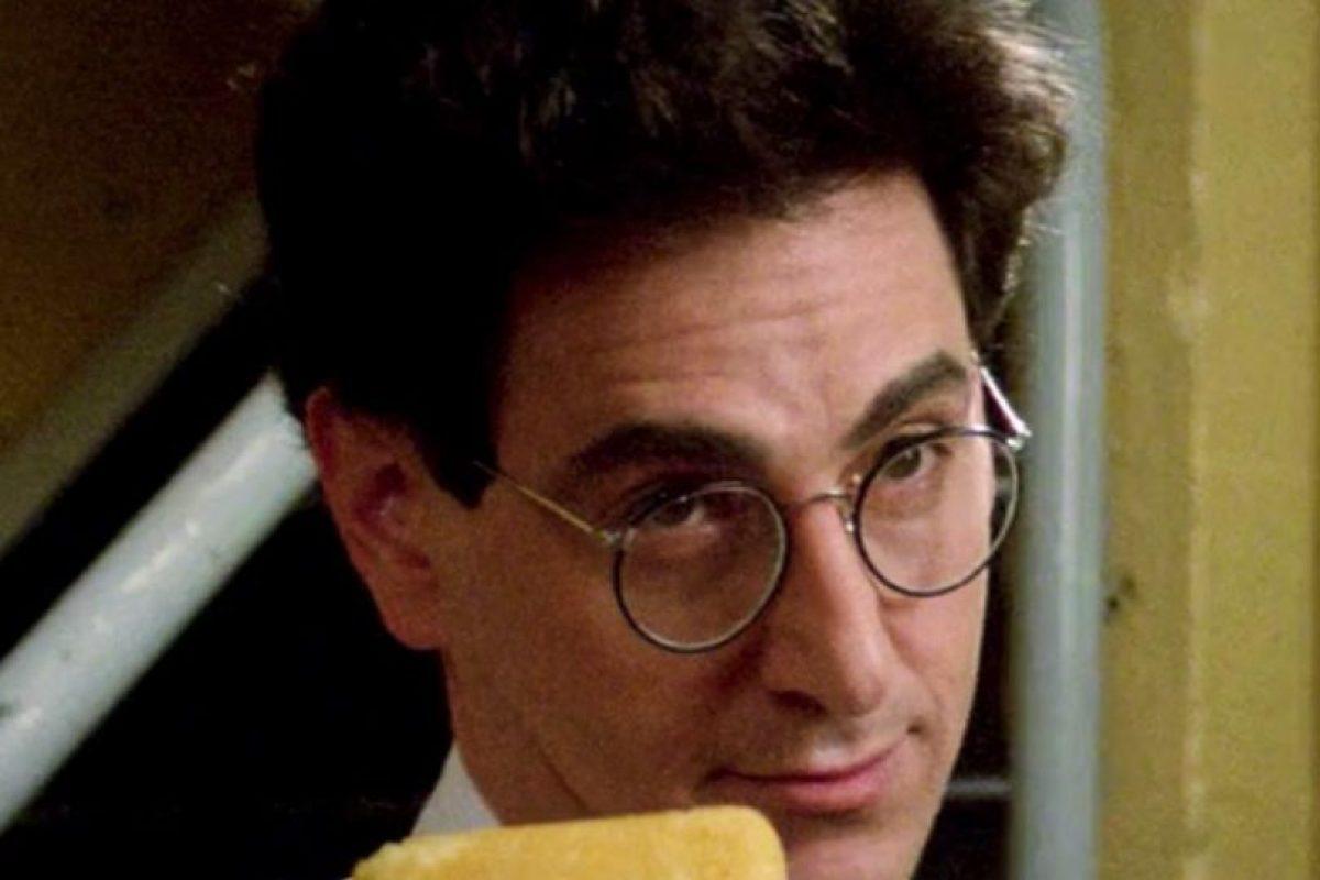Harold Remis interpretó a Egon Spengler Foto:Facebook/Ghostbusters. Imagen Por: