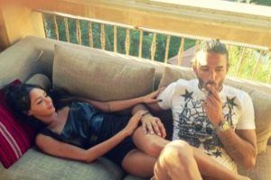 En el reality conoció a su pareja, quien se encuentra hospitalizado Foto:Instagram: @nabillaofficiel. Imagen Por: