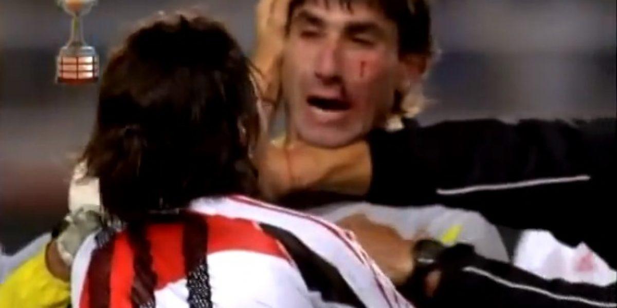 Video: La histórica y disputada semifinal de Libertadores entre Boca y River
