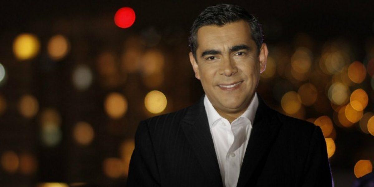Carlos Alberto López: El nuevo hombre rating de Chilevisión