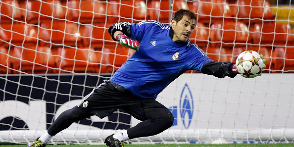 Insisten: Arsenal buscará fichar a Iker Casillas en el mercado de invierno