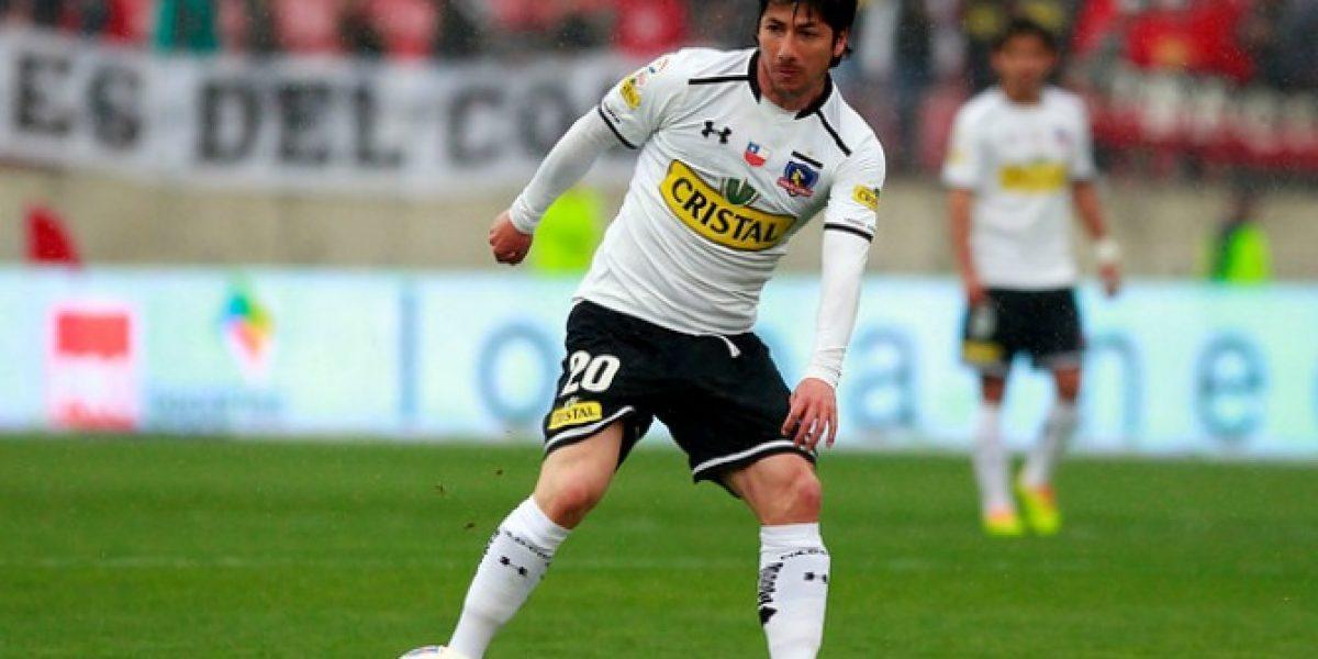 Jaime Valdés sigue en duda en Colo Colo: