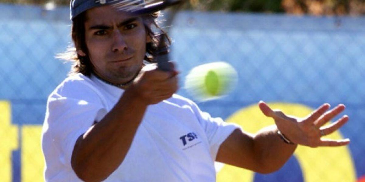 Tenista chileno retirado sigue sorprendiendo en el Futuro EEUU 30