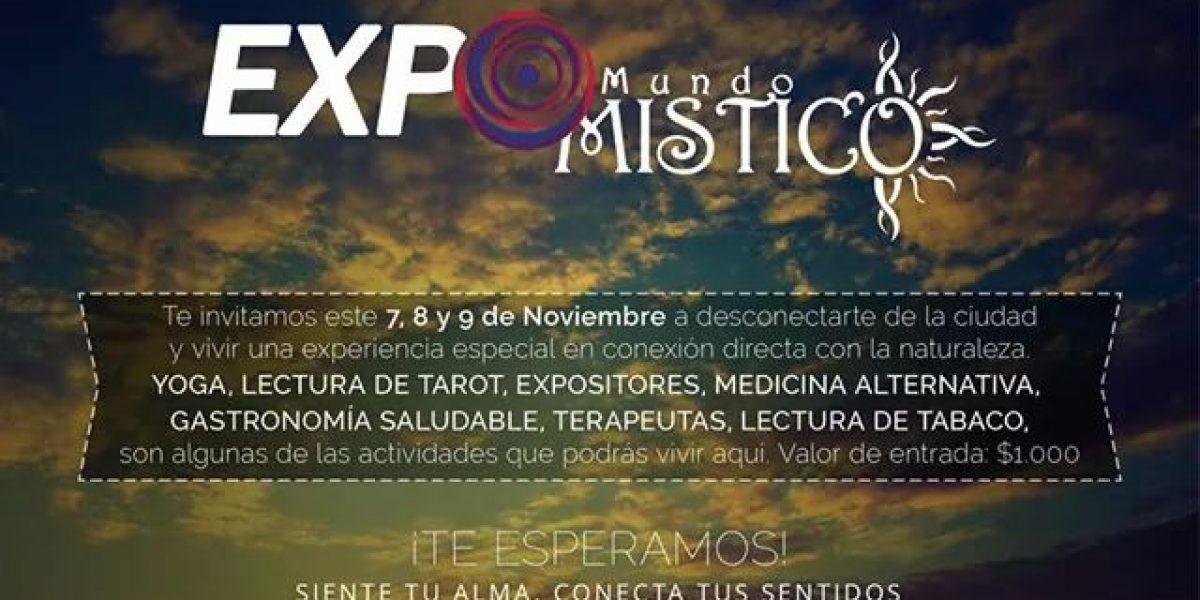 Se realizará por primera vez en Chile la Expo Mundo Místico