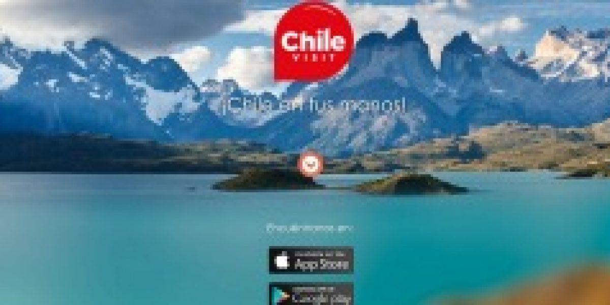 Esta aplicación promete reinventar los viajes en Chile