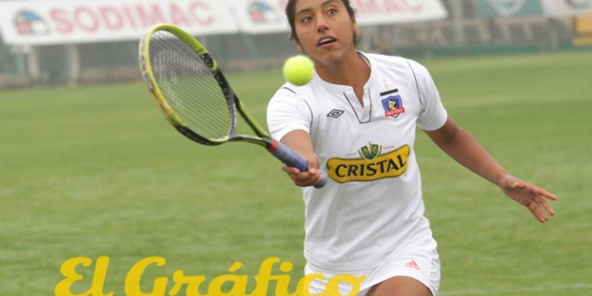 Desde el mundo del tenis le llegó apoyo a Julio Barroso