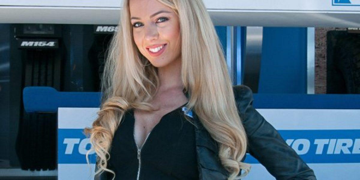 Las chicas más sexys del SEMA Show de Las Vegas