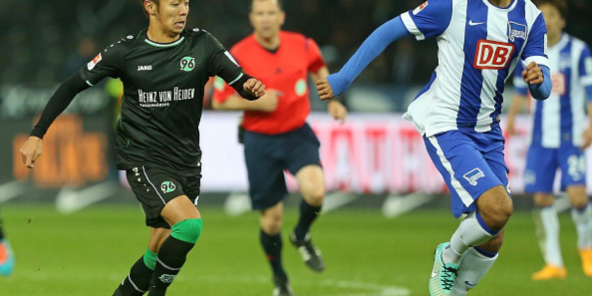 El Hannover de Miiko venció al Hertha y sueña con la Champions