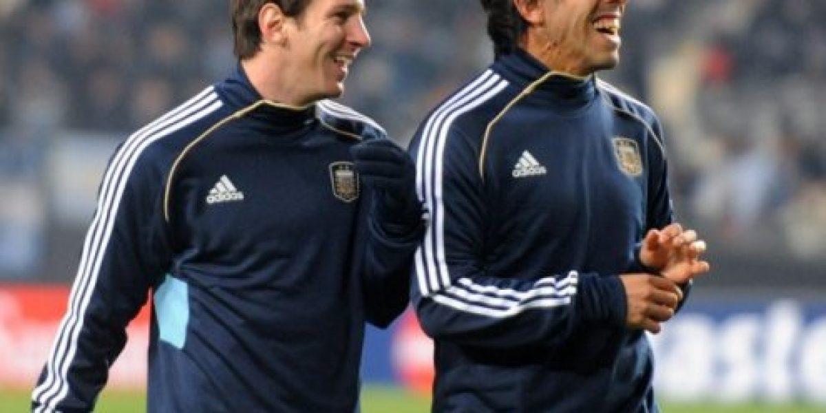 ¿Lo hará? Martino aseguró que pondrá juntos a Tevez y Messi