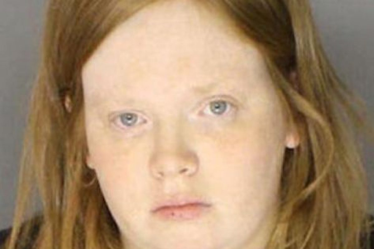 La mujer fue detenida Foto: The Chester County Prosecutor's Office. Imagen Por: