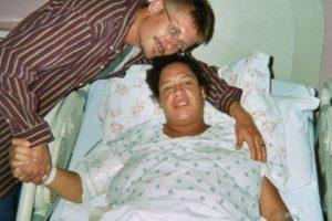 Otty con su esposo, Scott Bucholz. Foto: Murderpedia.. Imagen Por: