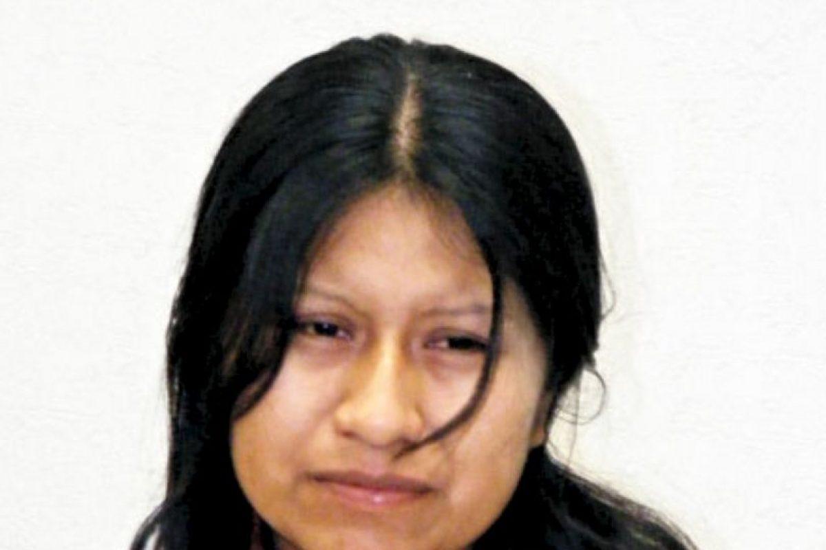 Fernanda Martínez Henríquez: Mexicana, asesinó a su hijo de siete años a golpes. Los vecinos siempre escuchaban a esta madre maltratar a su hijo. Lo mató azotándolo repetidas veces contra la pared. Foto: Vanguardia.. Imagen Por: