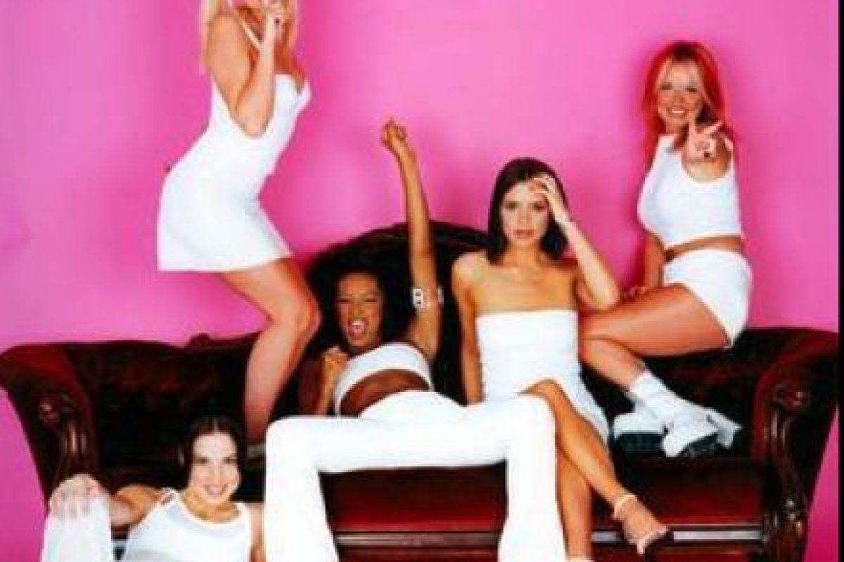 """""""Spice Girls"""" Foto:Facebook The Spice Girls. Imagen Por:"""