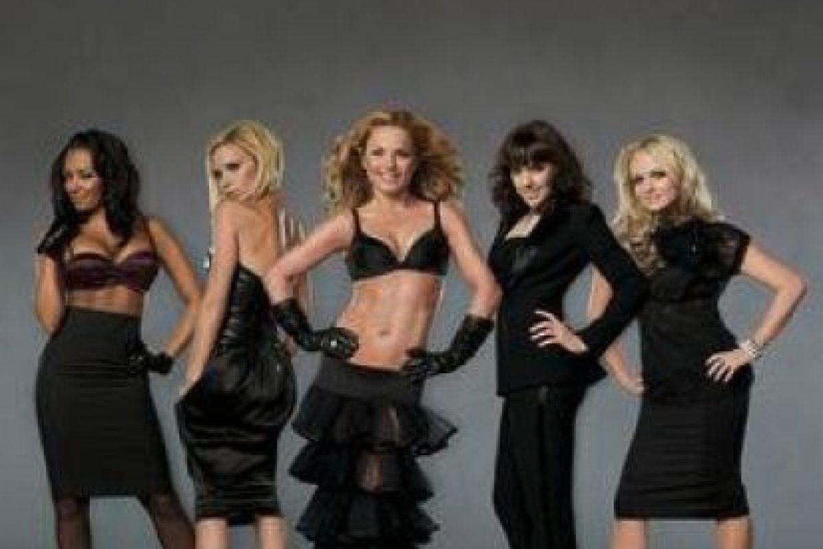 Actuaron por última vez en la ceremonia de clausura de los Juegos Olímpicos de 2012 Foto:Facebook The Spice Girls. Imagen Por:
