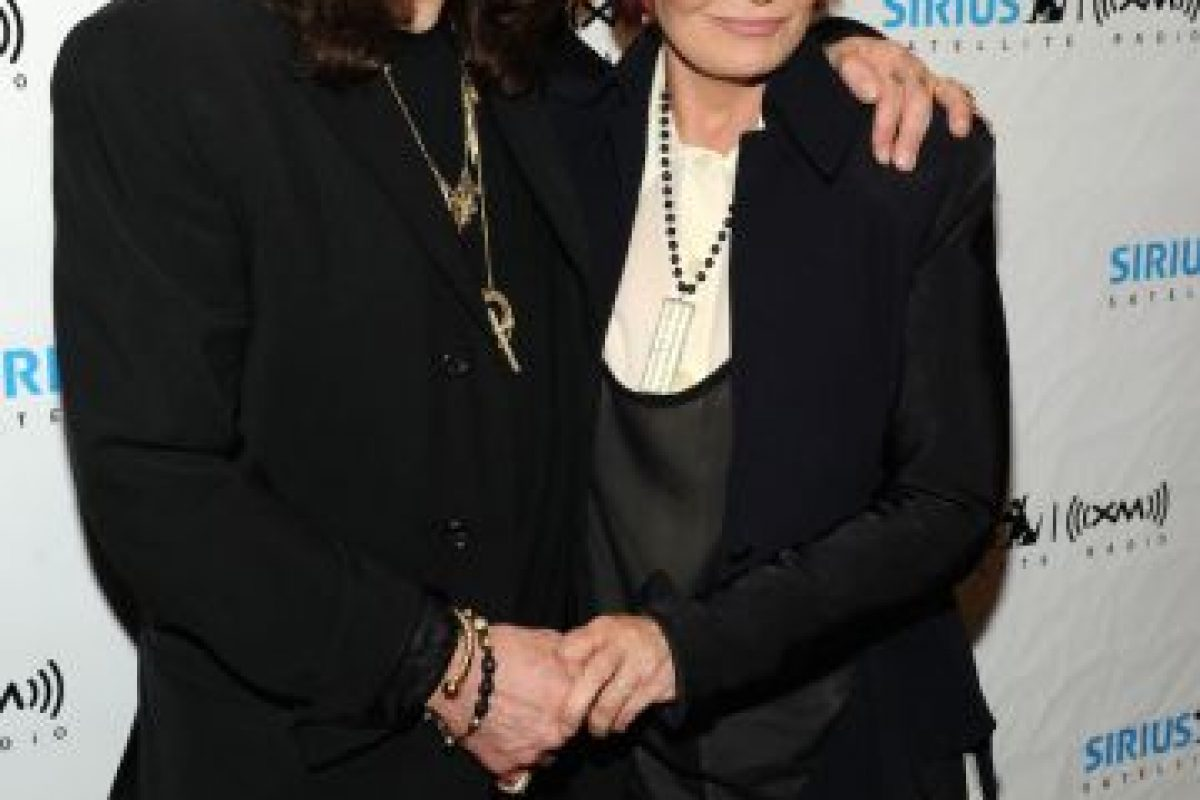 Ozzy Osbourne intentó asesinar a su esposa, Sharon Foto:Getty. Imagen Por: