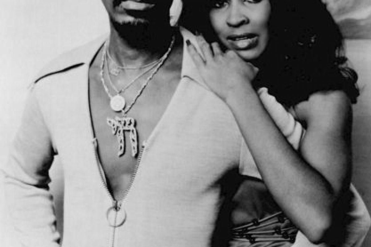 Ike y Tina Turner son, quizás, el ejemplo más famoso de violencia doméstica dentro de Hollywood Foto:Vía Wikipedia. Imagen Por: