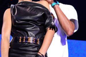 Chris Brown golpeó salvajemente a Rihanna hace unos cuantos años Foto:Getty. Imagen Por: