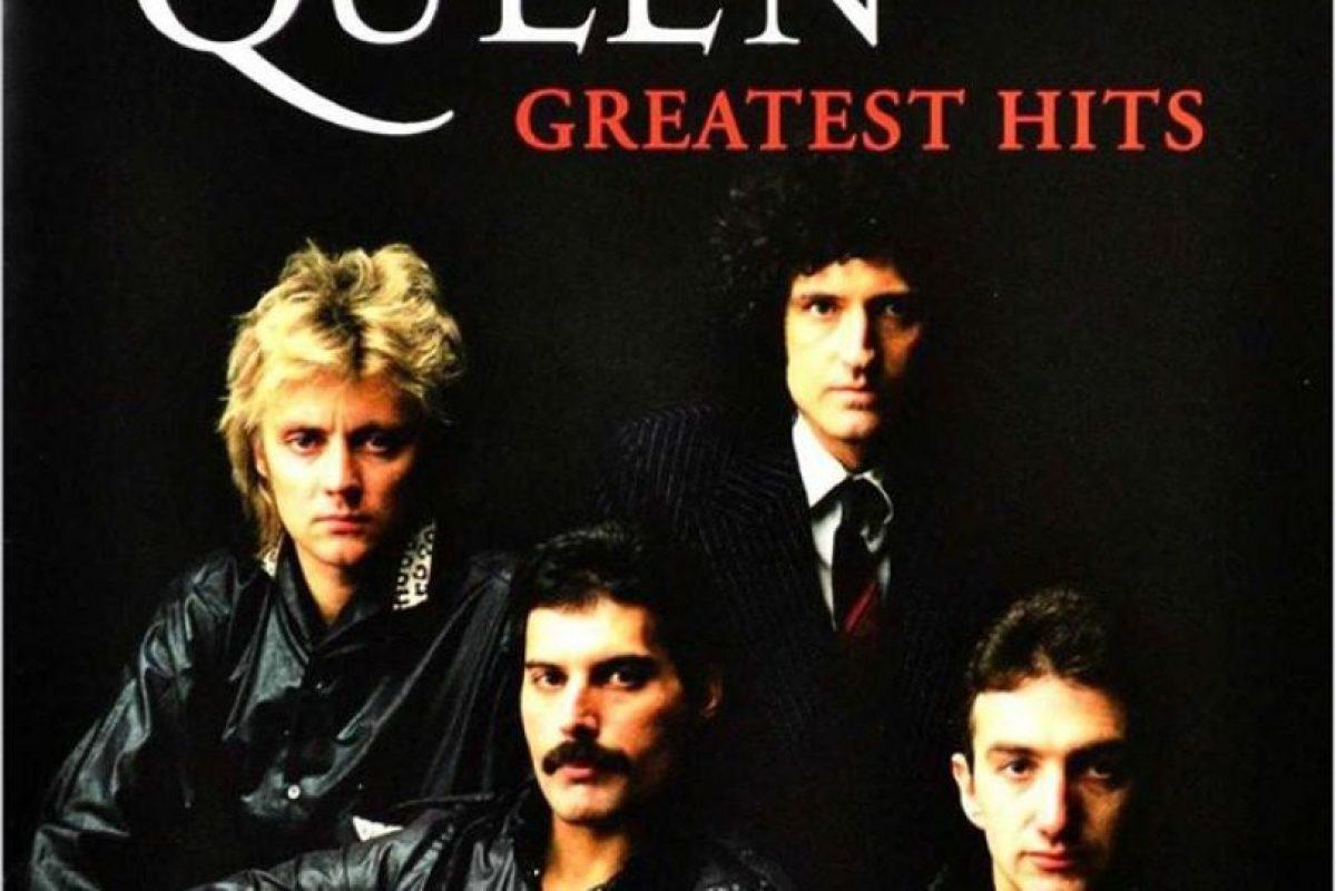 7. Somebody to Love, 16 millones 66 mil reproducciones Foto:Facebook: Queen. Imagen Por:
