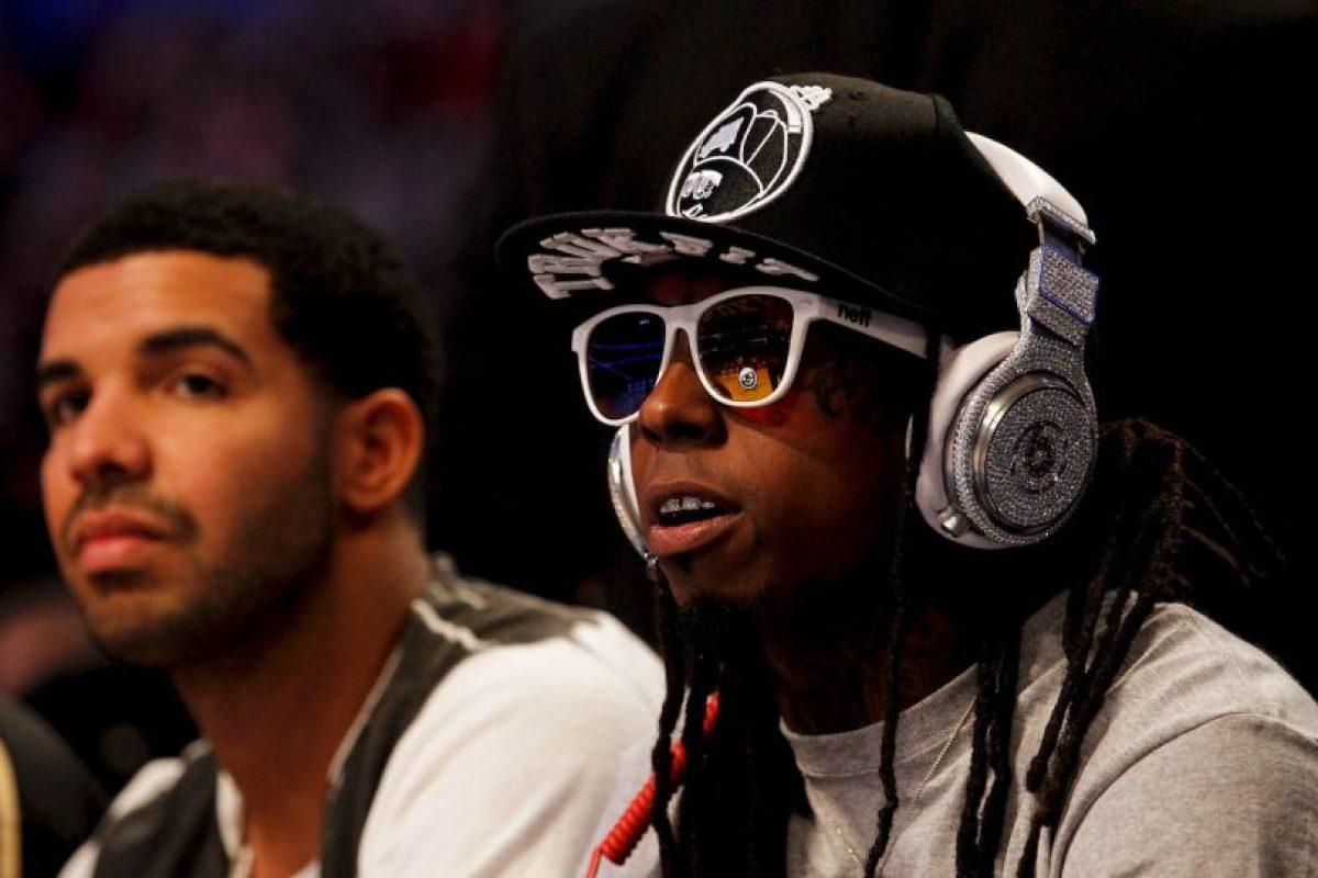 Lil' Wayne Foto:Getty Images. Imagen Por: