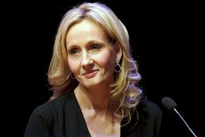 J.K. Rowling Foto:Getty Images. Imagen Por: