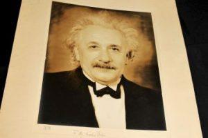 Personalidades fallecidas: 5. Albert Einstein Foto:Getty Images. Imagen Por: