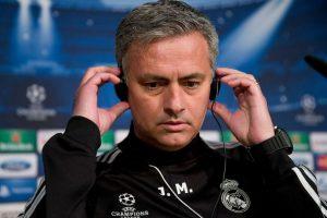 Entrenador José Mourinho Foto:Getty Images. Imagen Por: