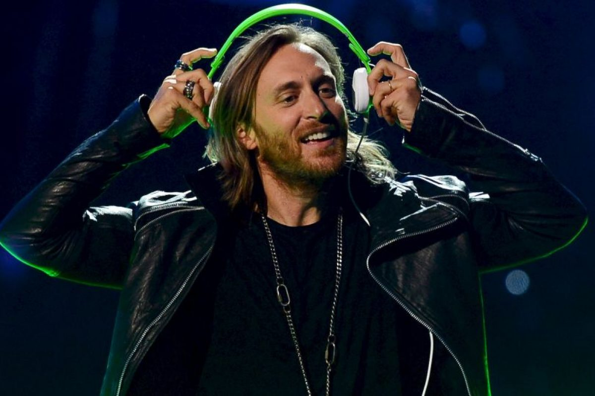 David Guetta Foto:Getty Images. Imagen Por: