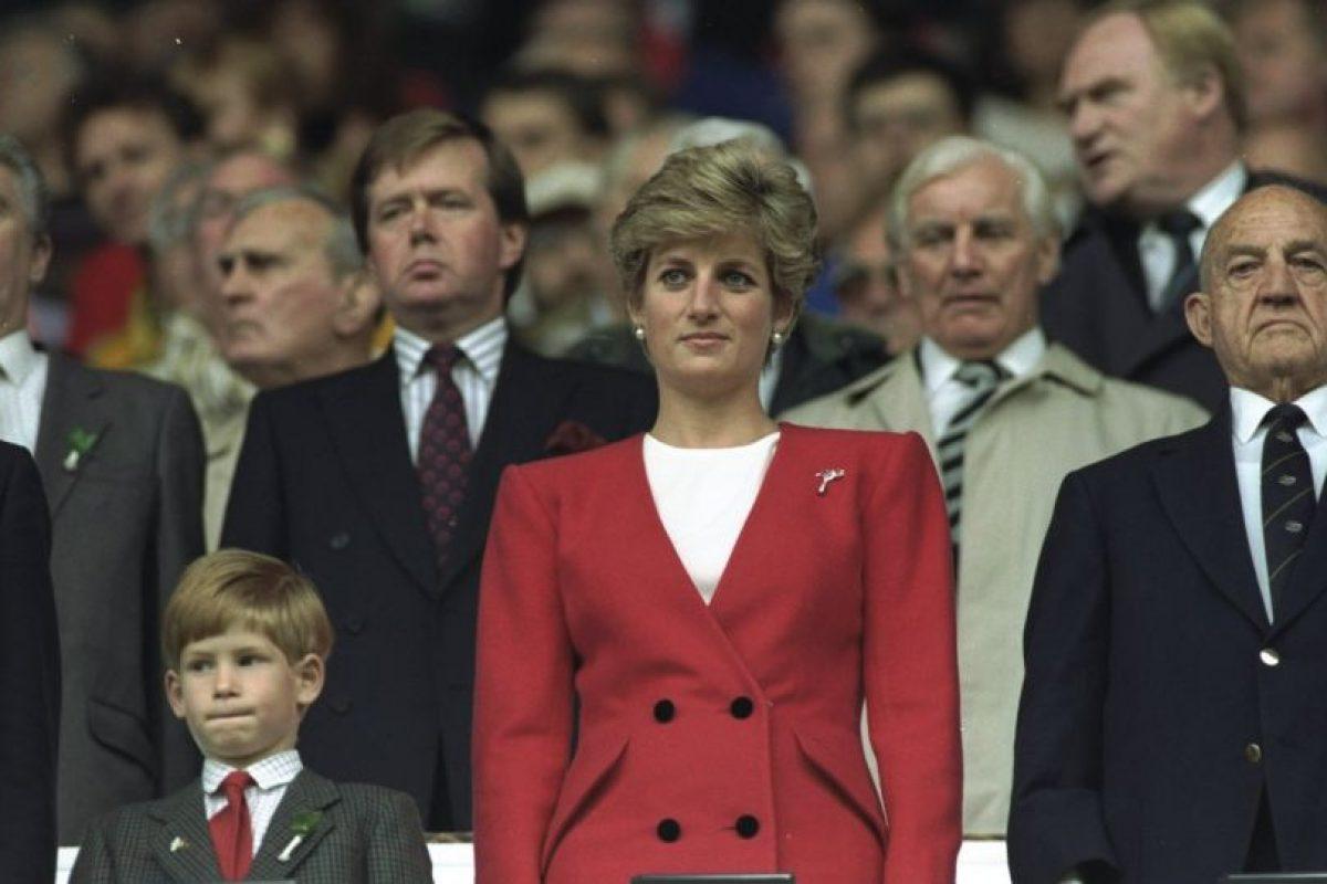 4. Princesa Diana Foto:Getty Images. Imagen Por: