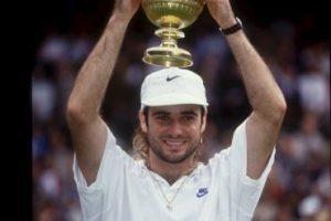 Wimbledon 1992 Foto:Getty Images. Imagen Por: