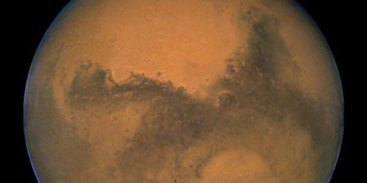 Estadounidense asegura haberse teletransportado a Marte más de 40 veces