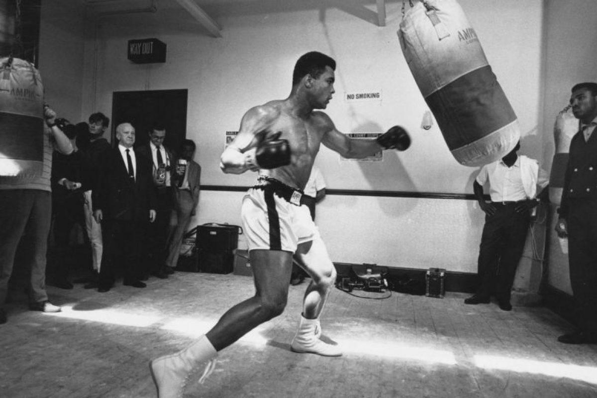 Personalidades vivas: 5. Muhammad Ali Foto:Getty Images. Imagen Por: