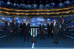 La foto oficial del Masters de Londres. Foto:Getty Images. Imagen Por: