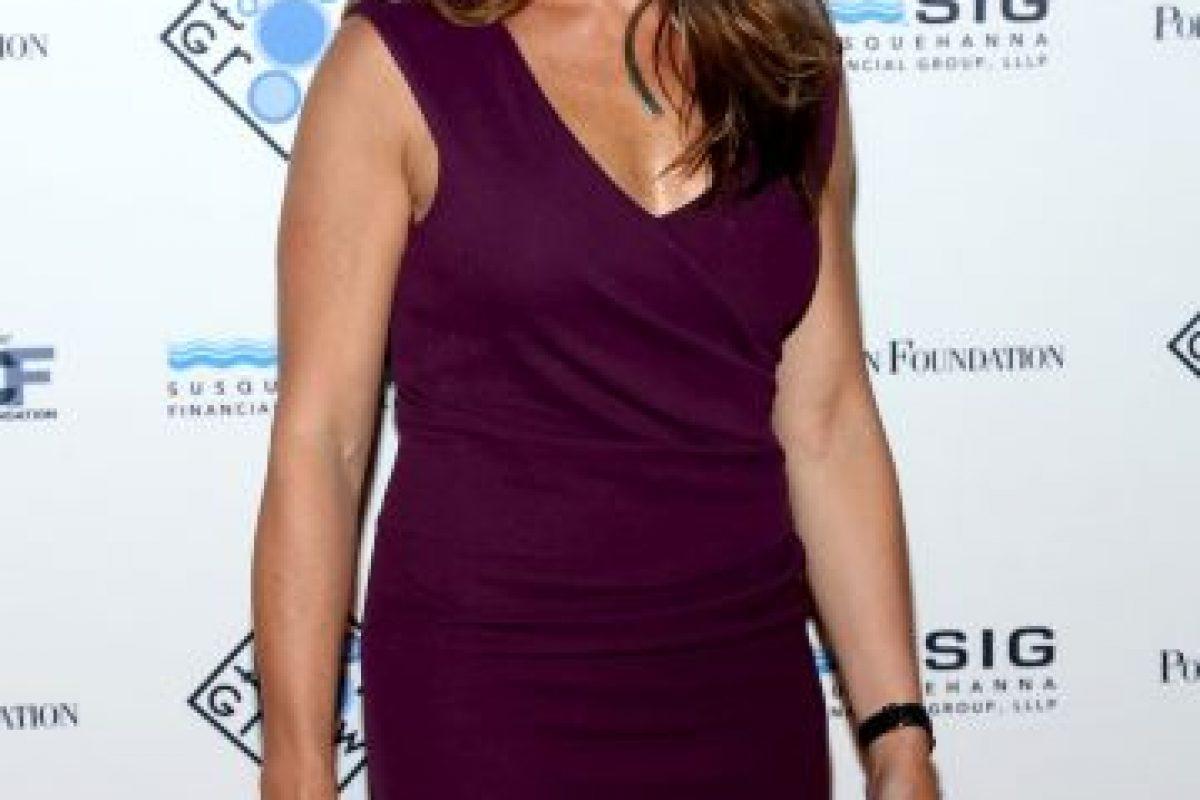 En la actualidad, Brooke está casada con Christopher Thomas Henchy. Foto:Getty Images. Imagen Por: