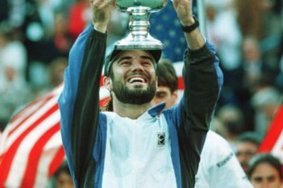 US Open 1994 Foto:Getty Images. Imagen Por: