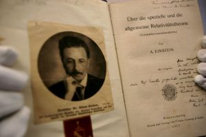 Albert Einstein Foto:Getty Images. Imagen Por: