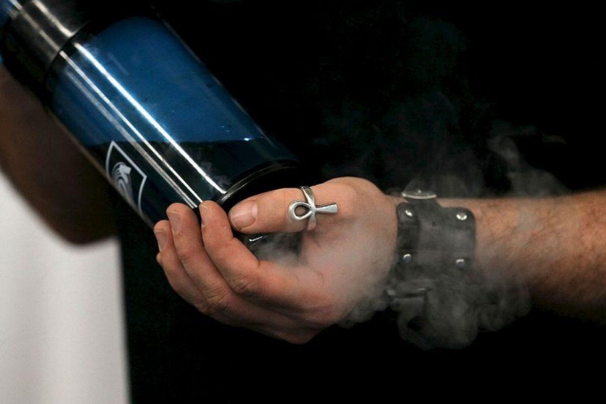 Agudas (presentes durante la intoxicación): Foto:Getty. Imagen Por: