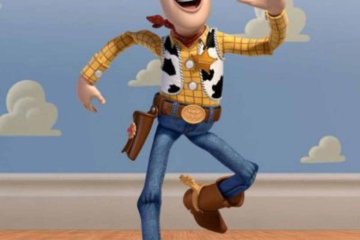 Woddy (Toy Story 1 a 3) Foto:Pixar/Walt Disney Pictures. Imagen Por: