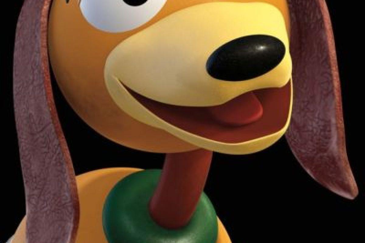 Slinky Dog (Toy Story 1 y 2) Foto:Pixar/Walt Disney Pictures. Imagen Por: