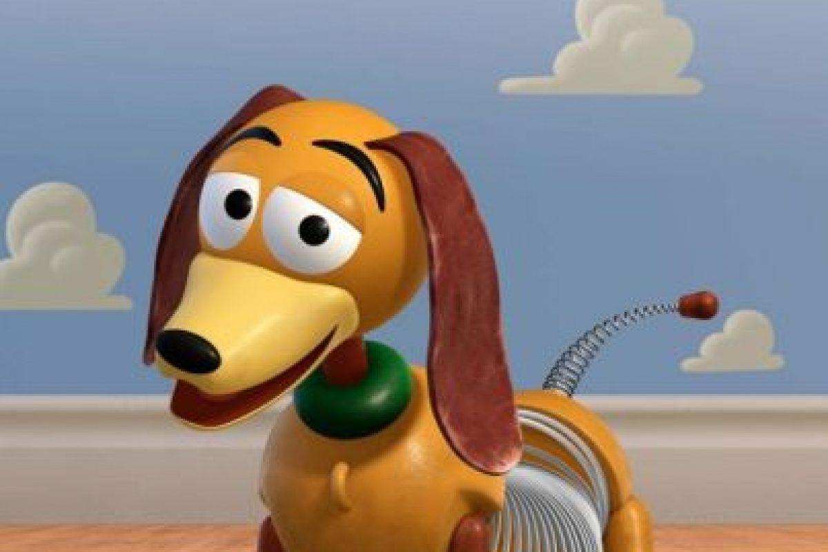 Slinky Dog (Toy Story 3) Foto:Pixar/Walt Disney Pictures. Imagen Por: