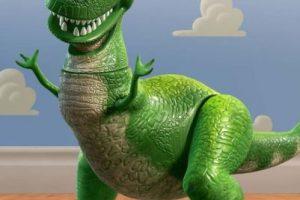 Rex (Toy Story 1 a 3) Foto:Pixar/Walt Disney Pictures. Imagen Por: