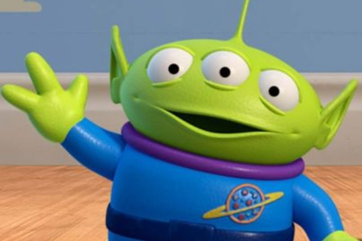 Aliens (Toy Story 1) Foto:Pixar/Walt Disney Pictures. Imagen Por: