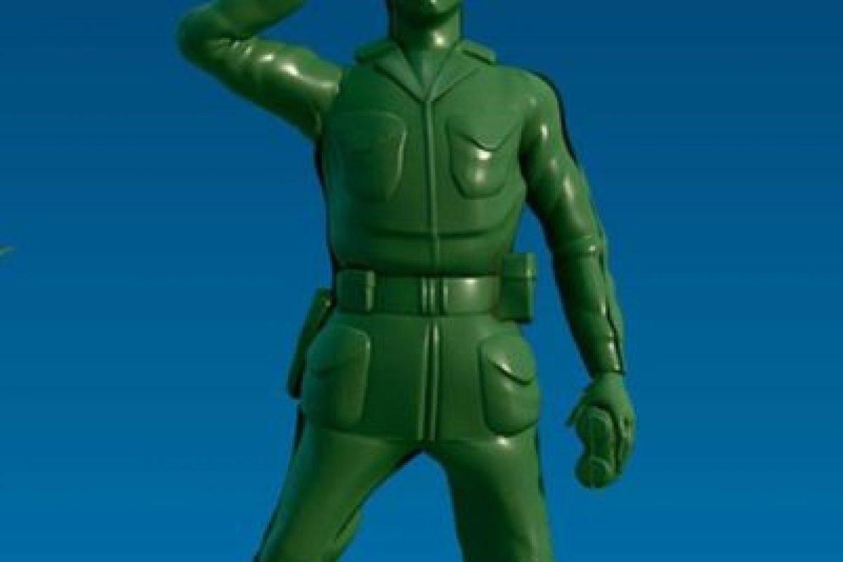Sergeant (Toy Story 1 a 3) Foto:Pixar/Walt Disney Pictures. Imagen Por: