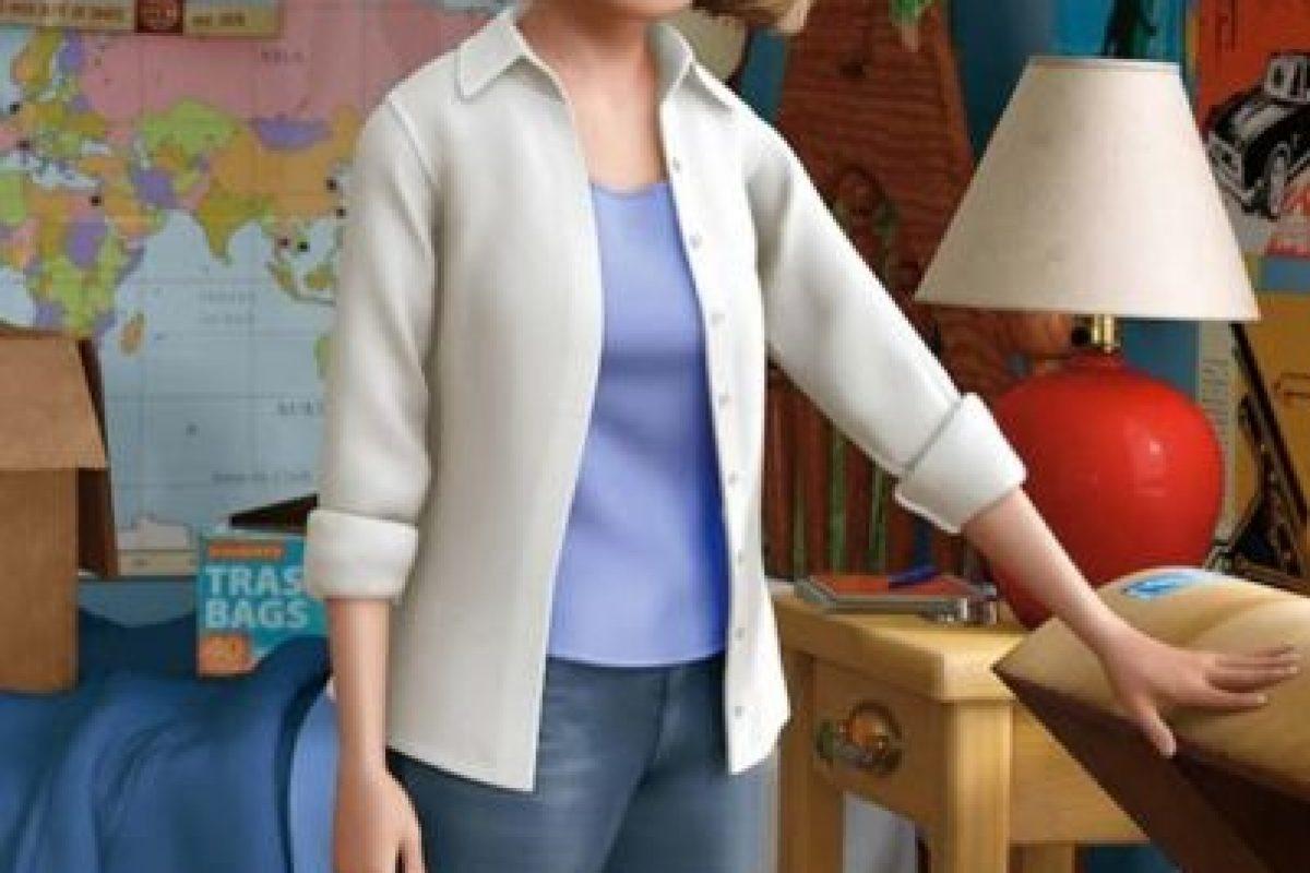 Mrs. Davis (Toy Story 1 y 3) Foto:Pixar/Walt Disney Pictures. Imagen Por: