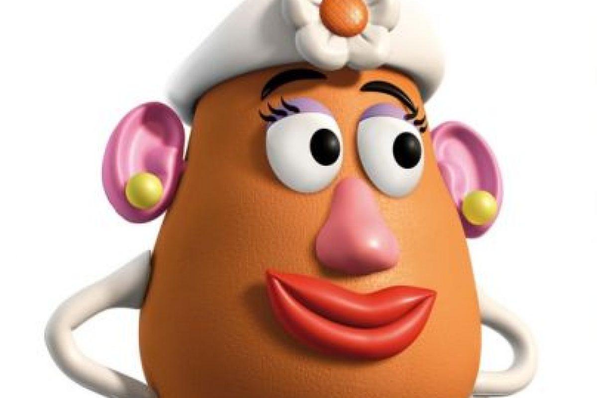 Mrs. Potato Head (Toy Story 2 y 3) Foto:Pixar/Walt Disney Pictures. Imagen Por: