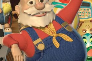 Stinky Pete (Toy story 3) Foto:Pixar/Walt Disney Pictures. Imagen Por: