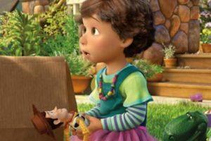 Bonnie (Toy Story 3) Foto:Pixar/Walt Disney Pictures. Imagen Por: