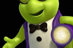 Bookworm (Toy Story 3) Foto:Pixar/Walt Disney Pictures. Imagen Por: