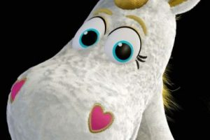 Buttercup (Toy Story 3) Foto:Pixar/Walt Disney Pictures. Imagen Por: